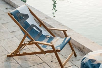 """Liegestuhl """"Relax"""" by 727 Sailbags"""