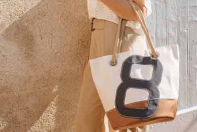 "Handtasche ""Sandy"" by 727 Sailbags"